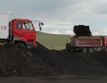 Coal Stockpile (May 2011)
