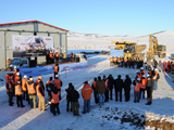 Mine Opening Ceremony (Nov 2010)